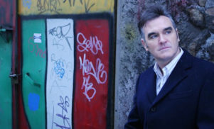 The sex scene in Morrissey's novel is eye-wateringly bad