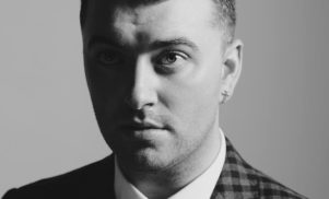 It looks as if Sam Smith is doing the next Bond theme