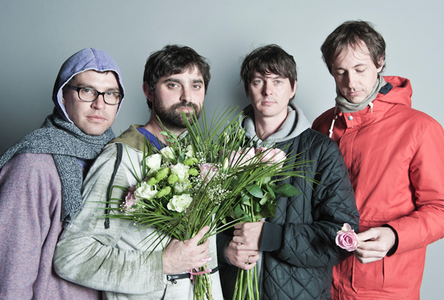 Animal Collective share 23-minute 'Michael, Remember' with underwater nature footage