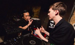 Stream Ben UFO back-to-back with DJ Nobu in Tokyo