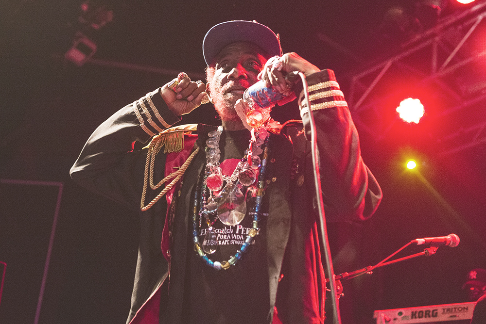 Lee Scratch Perry - Sean Carpenter