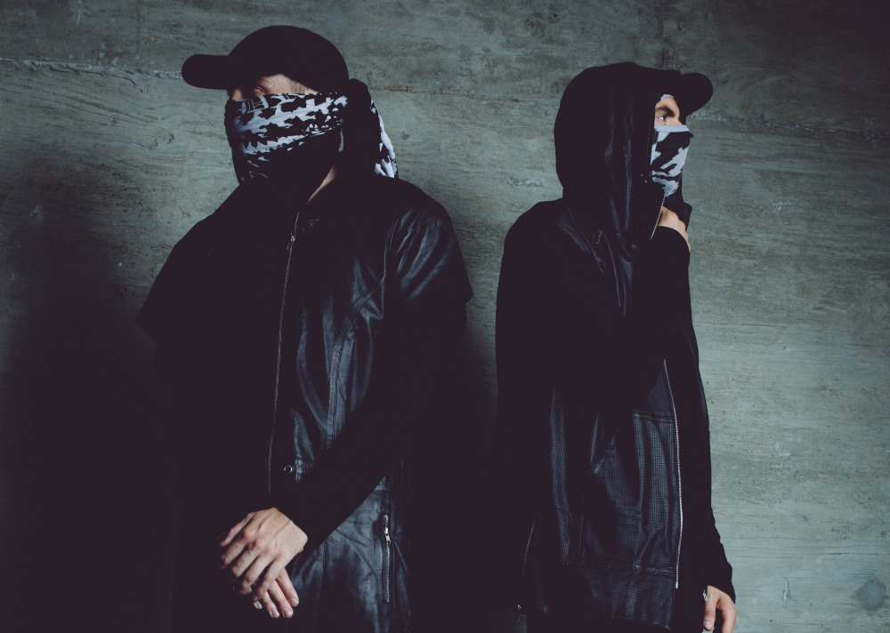 Alix Perez and Eprom aka SHADES unleash a completely ridiculous Danny Brown bootleg