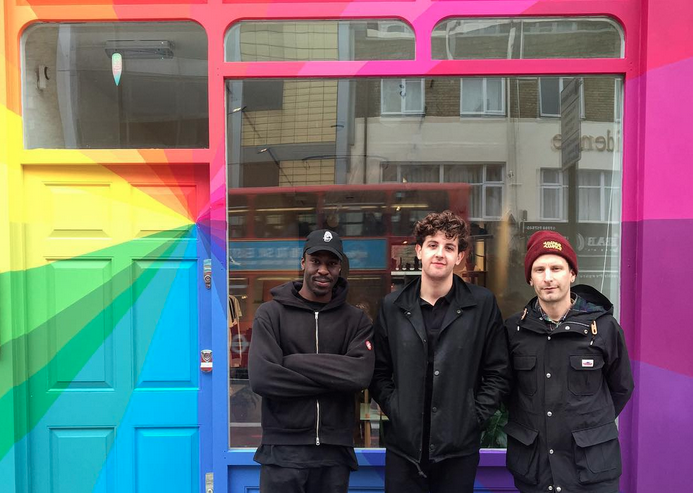 Jamie xx opens Good Times record shop in East London