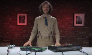 Watch Daedelus compare the TR-808 and TR-8