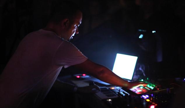KiNK – Live at ZeeZout – Undercurrent, Amsterdam