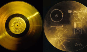 Hear NASA's 'Golden Record' sent into space on Voyager in 1977