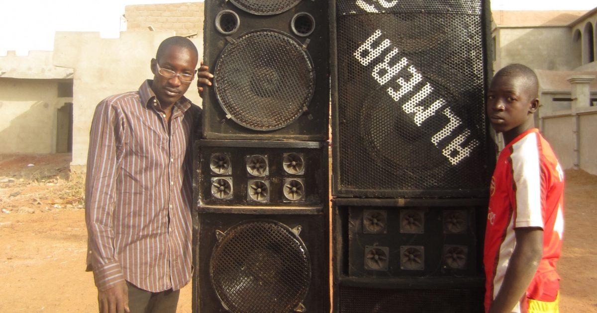 Balani Show: The electronic music of Bamako