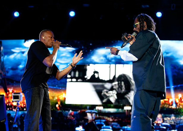 Dr. Dre wants to tour Europe with Snoop Dogg, Kendrick Lamar and Eminem