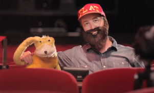 Mr. Oizo resurrects Flat Eric on Being Flat