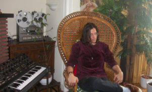 Stream Legowelt's boogie-flavoured new album as Calimex Mental Implant Corp.
