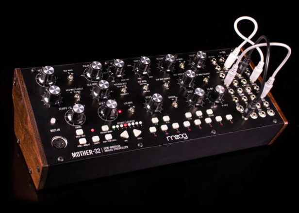 Moog Reveals Eurorack Compatible Mother 32 Synth