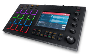 Akai's latest take on the MPC has a touchscreen