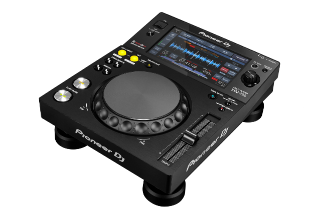 Pioneer launches affordable CD-free CDJ, the XDJ-700 media player