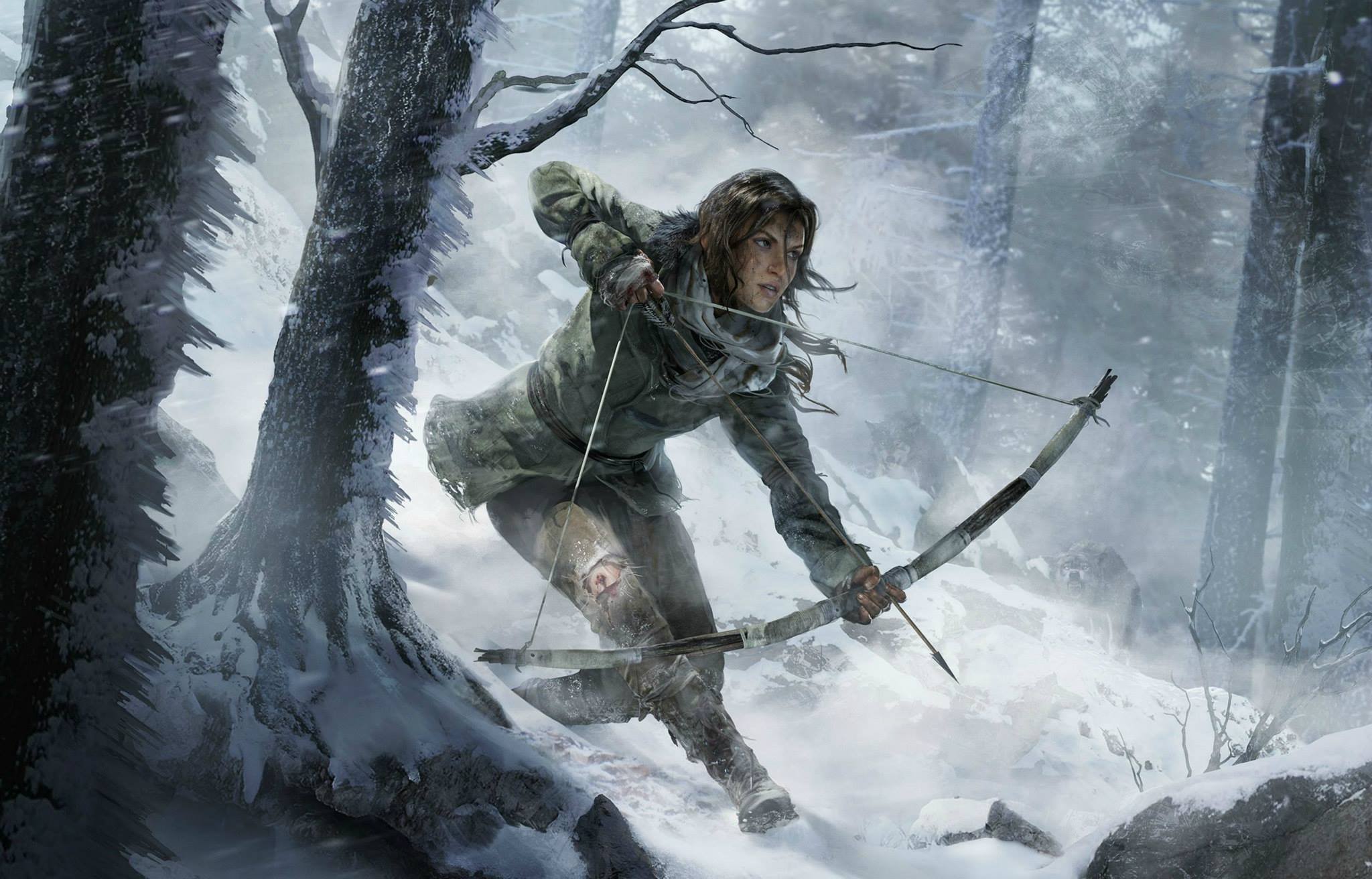 Karen O writes song for new Tomb Raider game