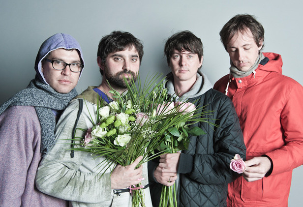Animal Collective debut new album at Baltimore airport