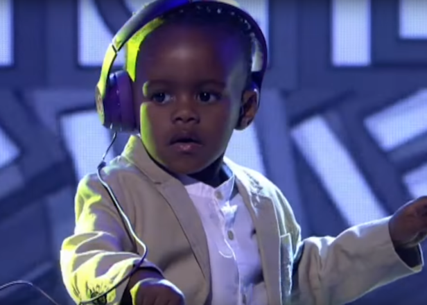 DJ Arch Jnr wins South Africa's Got Talent
