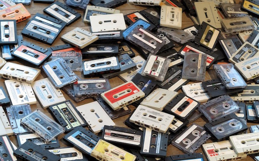Download a 30 gig treasure trove from the 80s cassette underground