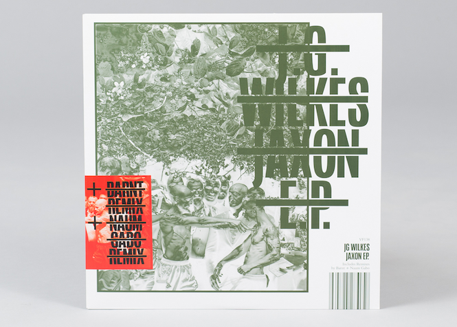 Optimo's J.G. Wilkes releases first solo EP –hear grubby lead track 'Jaxon'
