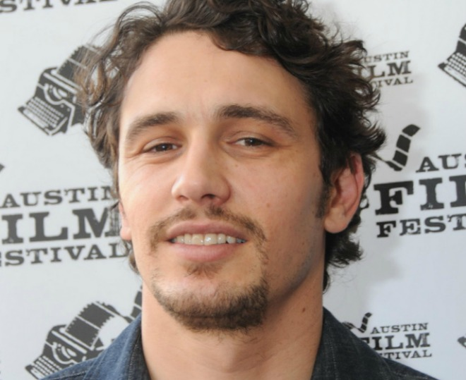 James Franco's Smiths-inspired band Daddy sign deal for album and film