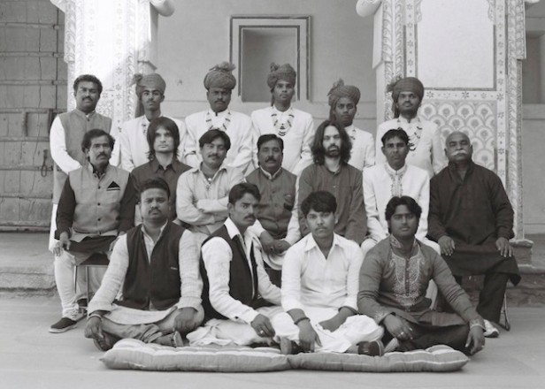 Stream Jonny Greenwood's new album with Shye Ben Tzur and The Rajasthan Express
