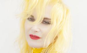 Punk designer Pam Hogg gives BRIT Awards statues a makeover