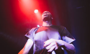 Photos: Vince Staples at Community Festival, London