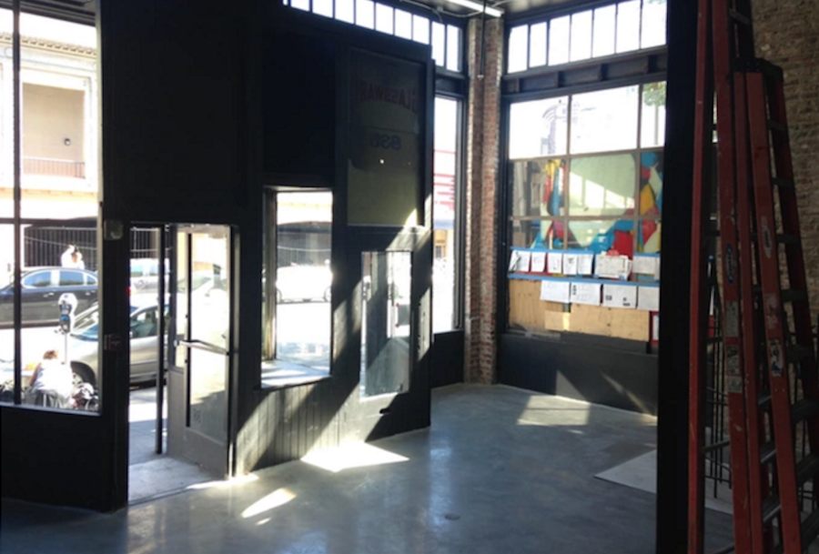 Record Store RS94109, home of Dark Entries, offer limited releases to fund renovations