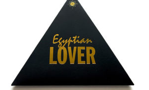 Egyptian Lover's 'Egypt, Egypt' reissued on triangle vinyl with pyramid sleeve