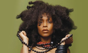 Erykah Badu to shoot a music video live on Periscope