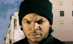 Hear Ice Cube's early solo version of N.W.A.'s 'Fuck Tha Police'