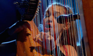 Watch Joanna Newsom perform 'Leaving The City' on Later … with Jools Holland