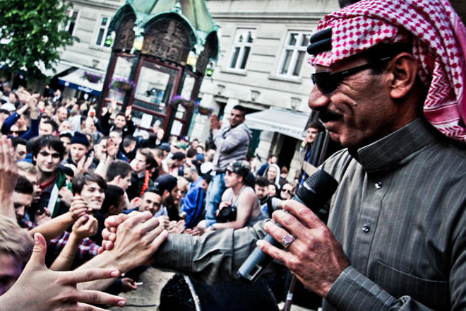 Omar Souleyman next on The Trilogy Tapes and Palace's joint label