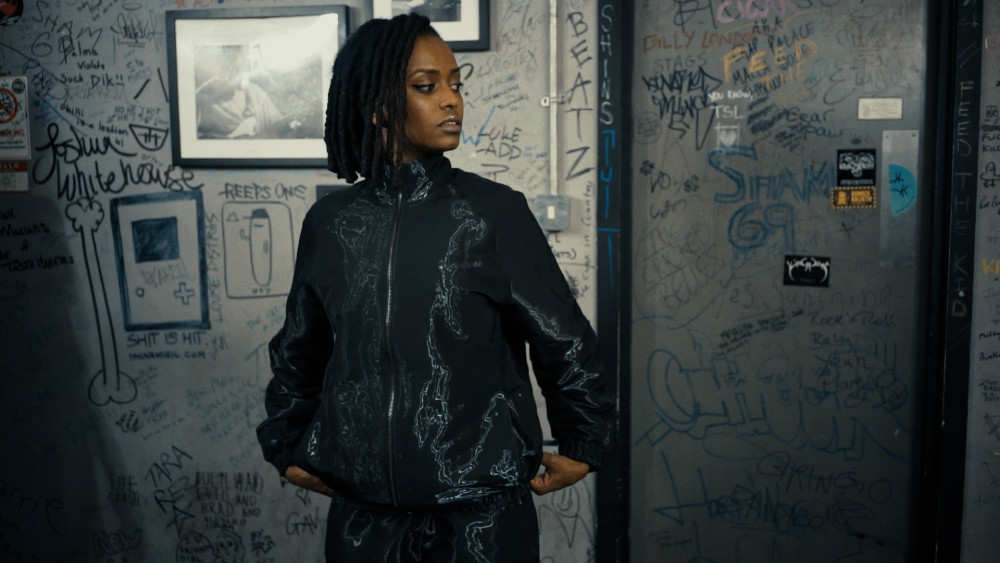 Kelela - 100 Club, London (Photo by Anoushk Seigler)