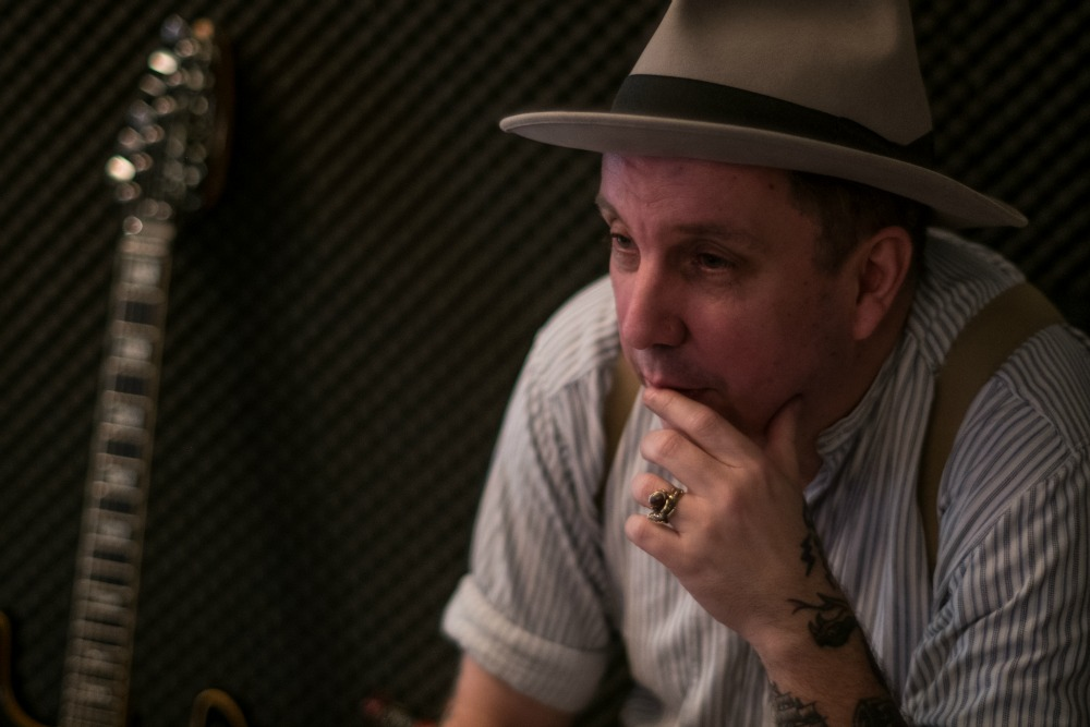 Andrew Weatherall announces first solo album since 2009