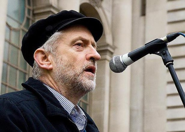 Brian Eno buys Jeremy Corbyn's hat for £250