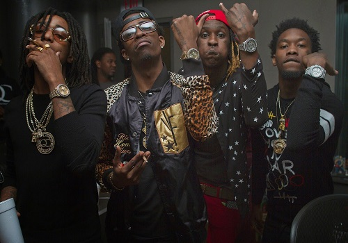 Hear 'Crime Stoppers' from the Migos x Young Thug joint mixtape