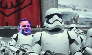 Radiohead-producer Nigel Godrich is in Star Wars: The Force Awakens