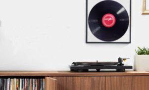 Amazon is giving away a free vinyl record every 30 minutes