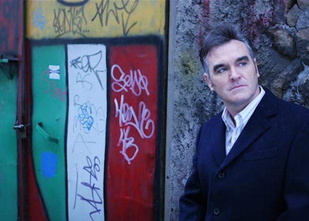 Morrissey wins bad sex scene award for debut novel