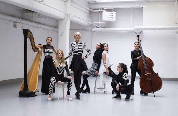 Chicago's Kate Simko assembles London Electronic Orchestra for genre-crossing album