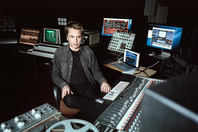 Sonar 2016 adds Jean-Michel Jarre, James Blake, Kelela and more