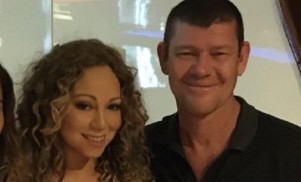 Mariah Carey is engaged to an Australian billionaire