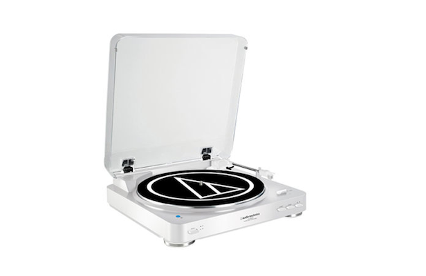 Audio-Technica unveil AT-LP60-BT wireless turntable