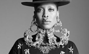 Erykah Badu drops mix featuring Sun Ra, Thundercat, Bee Gees