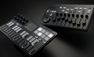 Korg introduces tiny nanoKEY and nanoKONTROL Studio controllers