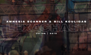 Bill Kouligas and Amnesia Scanner team for mysterious multimedia project, LEXACHAST