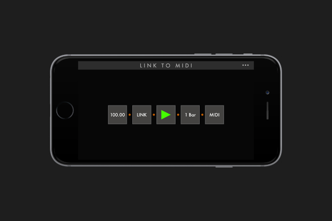 This app makes MIDI hardware compatible with Ableton Link