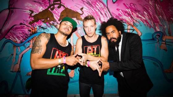 Diplo and Major Lazer to play Cuba
