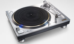 The new Technics SL-1200 turntables will cost $4,000 each