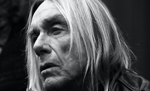 Iggy Pop poses nude for drawings to be exhibited at Brooklyn Museum